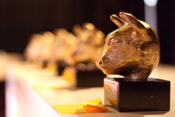 Genomineerden Gouden Stier 2014