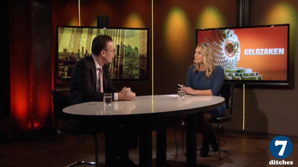 Geldzaken met Harald Benink: Was de bankenstresstest wel streng genoeg?