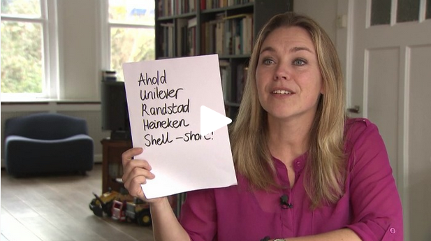 Op RTL Z – Als beursgoeroe versus Remco het beursvarken