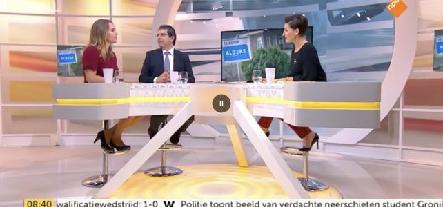 Bij Goedemorgen Nederland over hypotheken