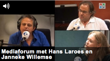 Radio 1 Hans Laroes Janneke Willemse