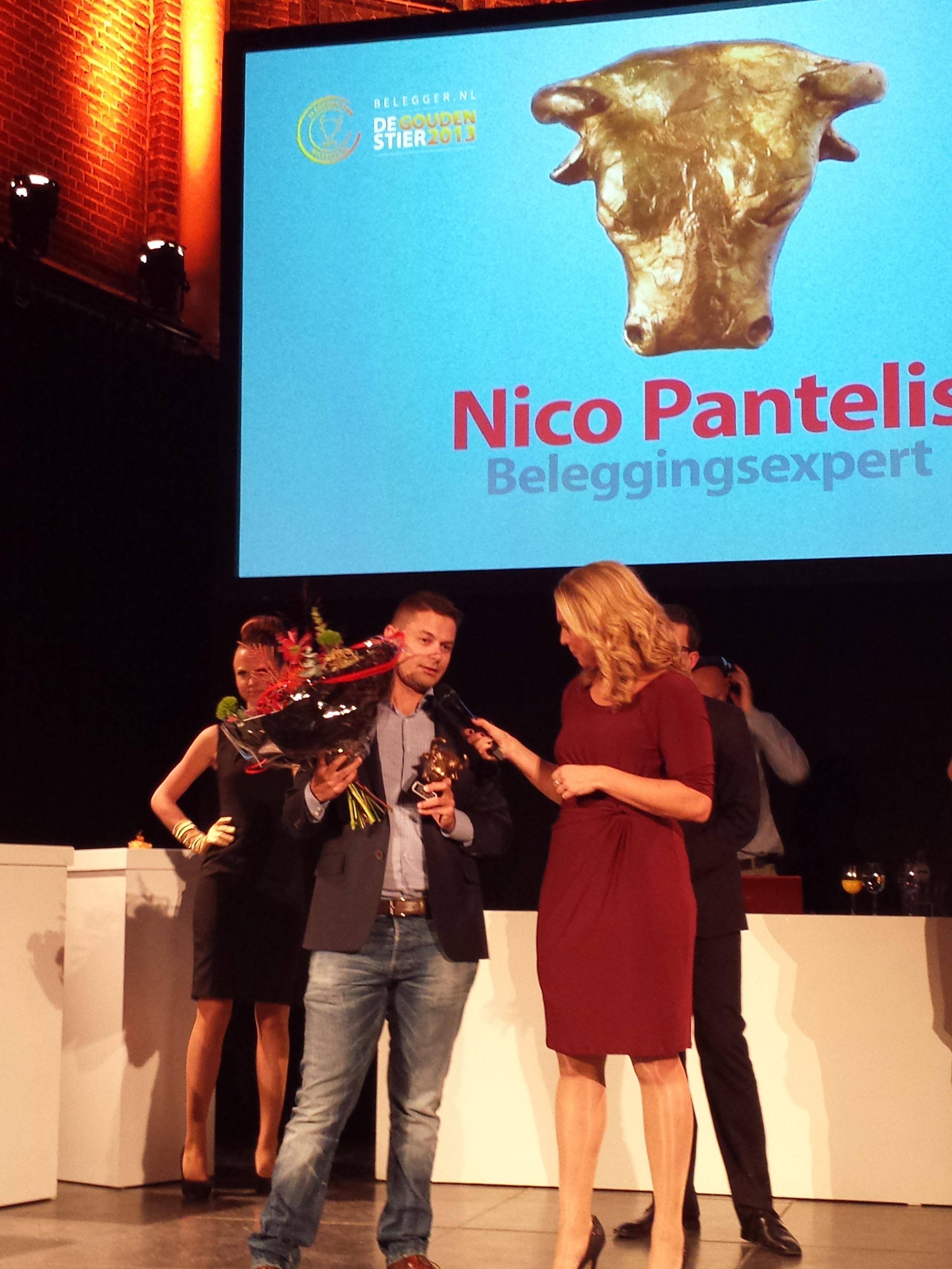 Belegger.nl Gouden Stier 2013